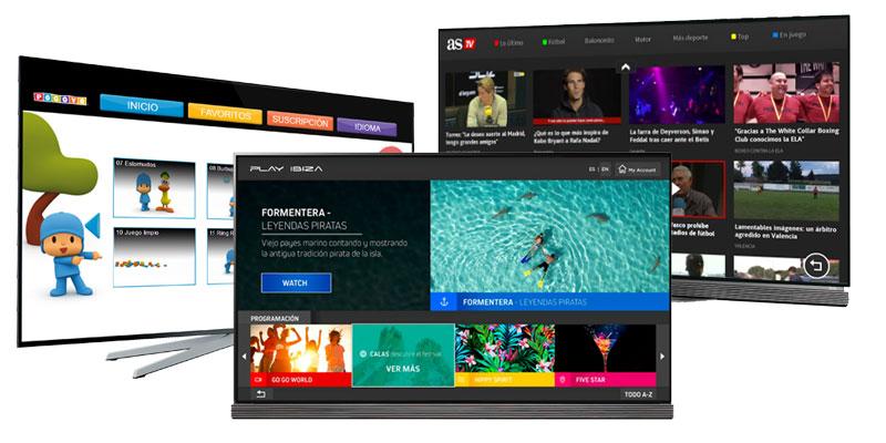 Smart TV app development – FractalMedia