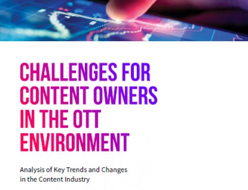 Retos en entornos OTT para los creadores de contenidos